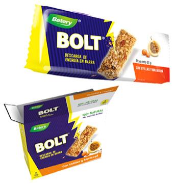Bolt Uvillas y Maracuya